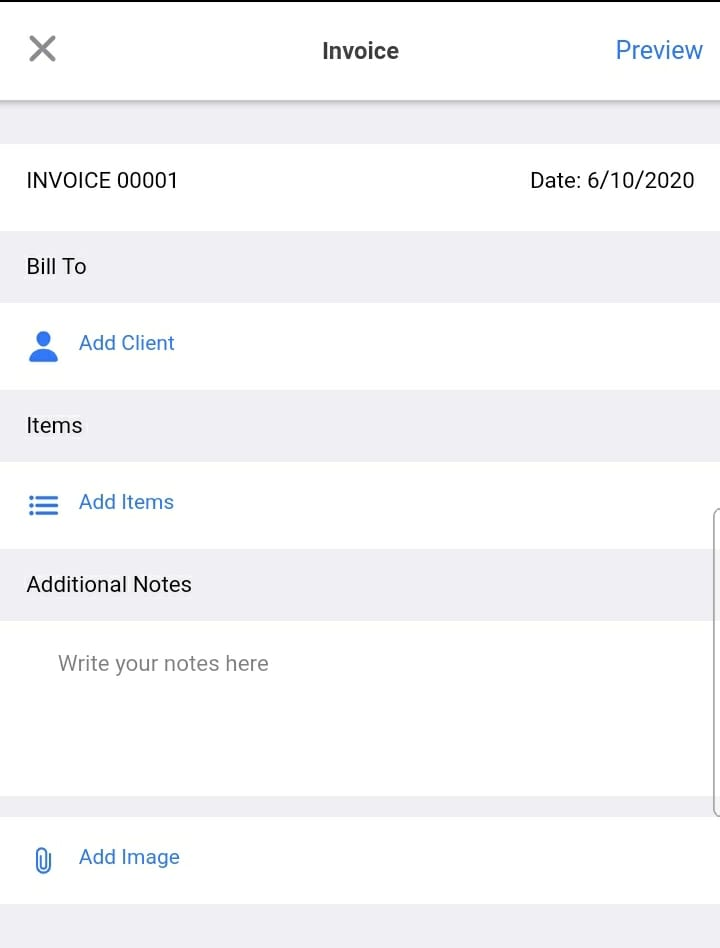 invoice-number-app-create