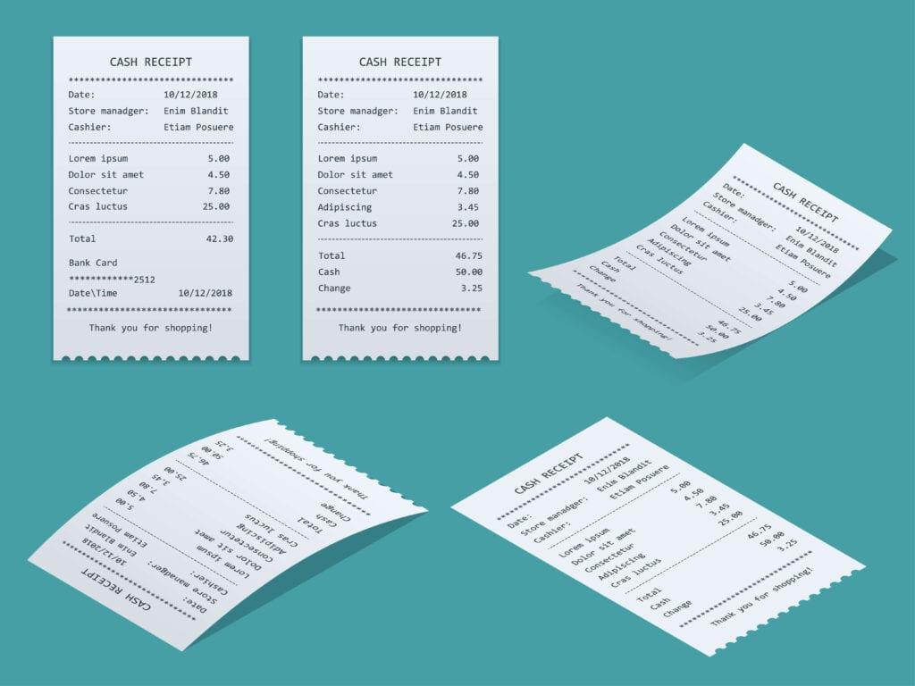 how-write-a-receipt