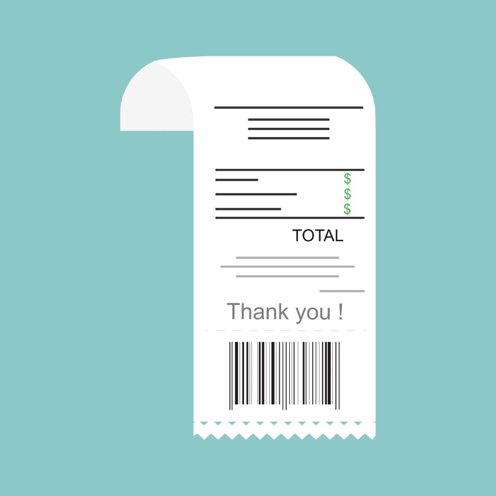 how-write-a-receipt-information